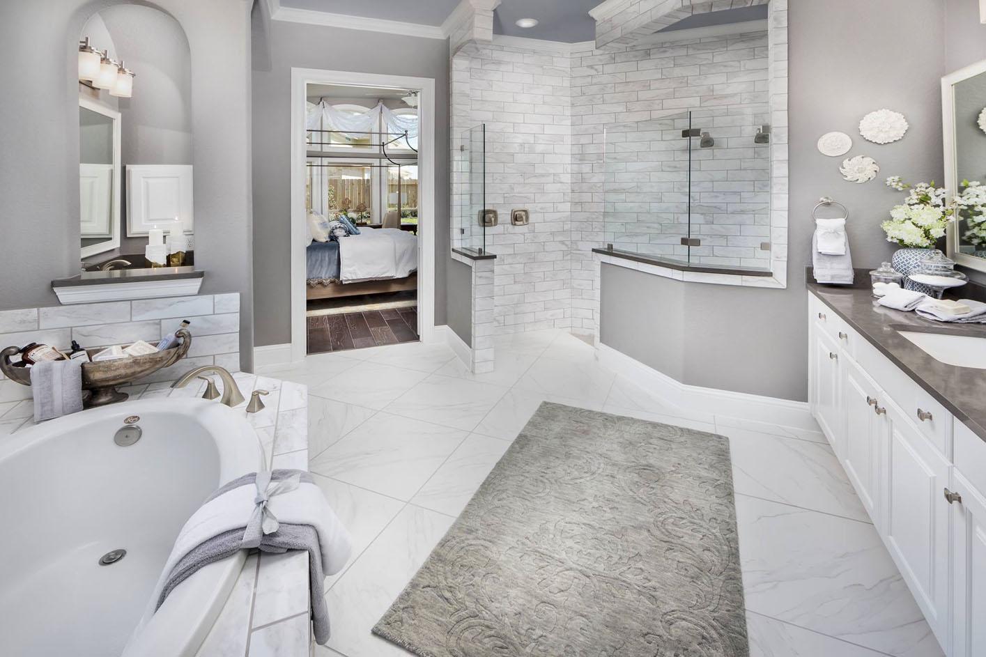 Master Bathroom Home Remodel