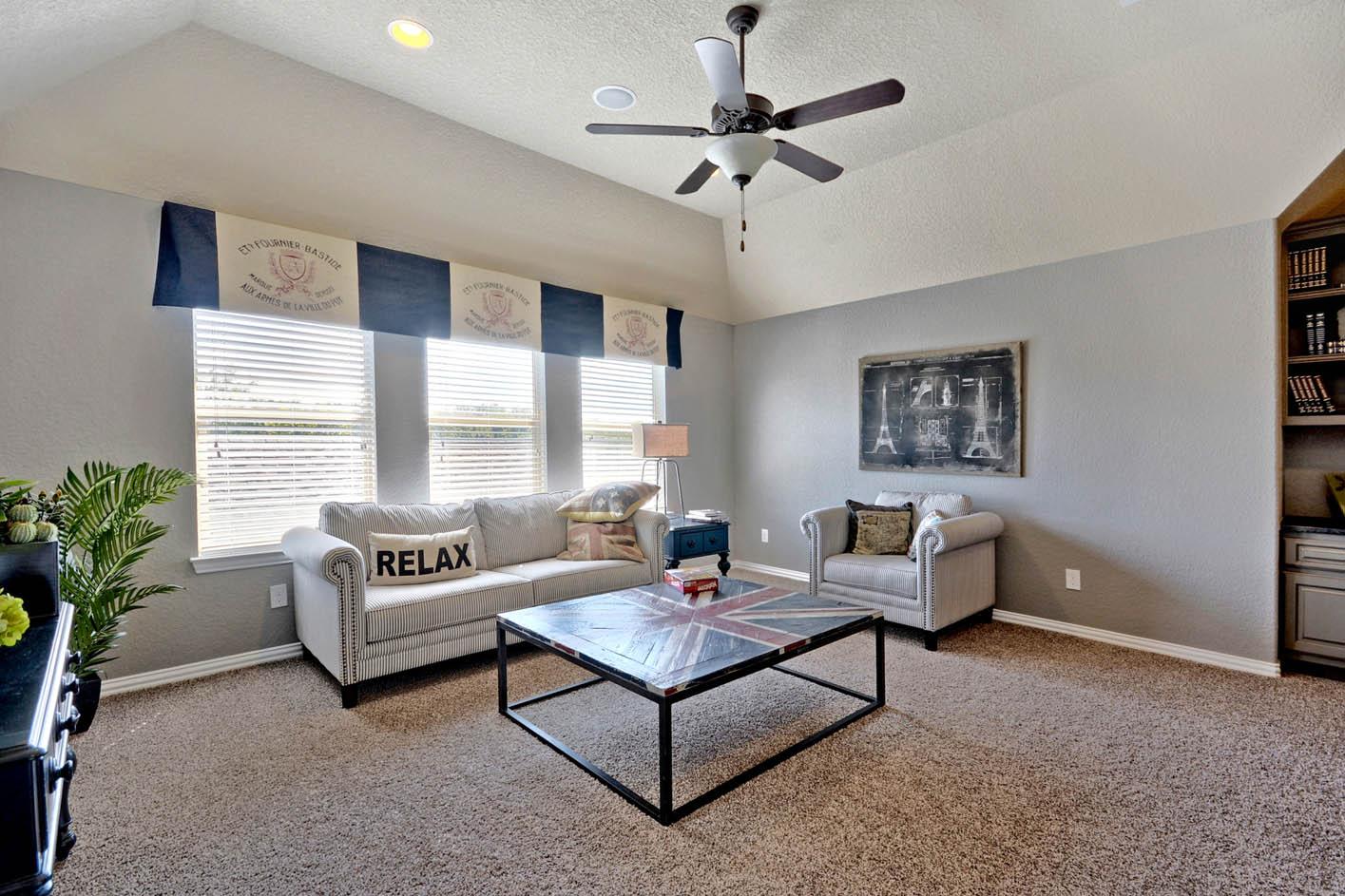 Bonus Room Home Remodel