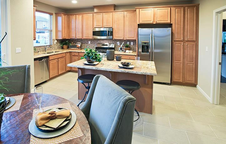 home-staging kitchen declutter and make it friendly